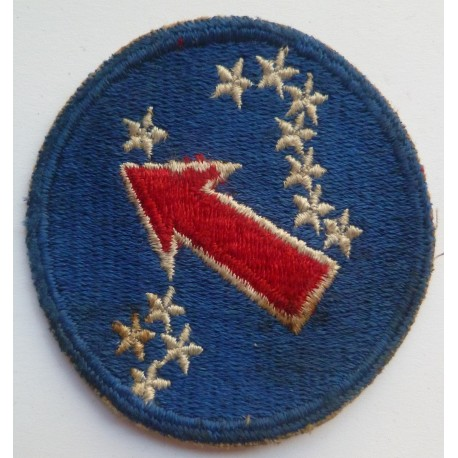 WW2 United States Army Pacific Cloth Patch