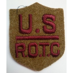 WW2/WW1 United States ROTC Branch insignia Motor Transport Corps Cloth Patch Badge