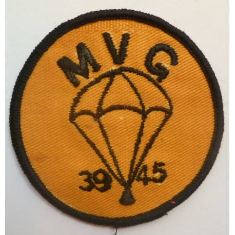 MVG Military Veterans Group Cloth Badge Patch British Commonwealth