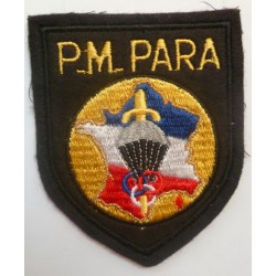 French Paratrooper badge Training Cloth Insignia