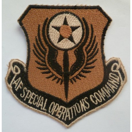 United States Air Force Special Operations Command Cloth Patch