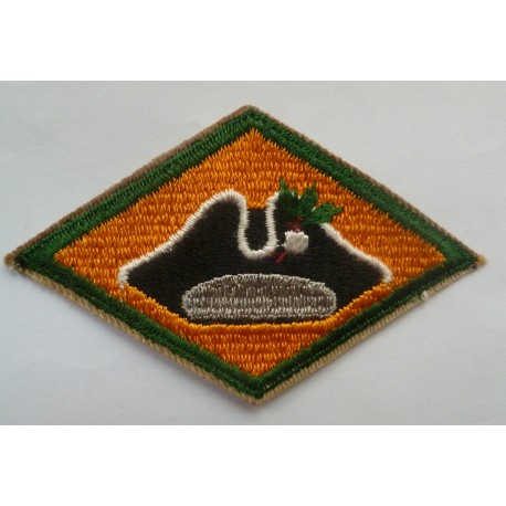 United States National Guard HQ Vermont Cloth Patch