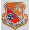 United States Air Force 134th Air Refueling Group Cloth Patch USAF Badge