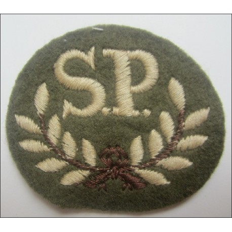 WW2 Special Proficiency Cloth Trade Badge