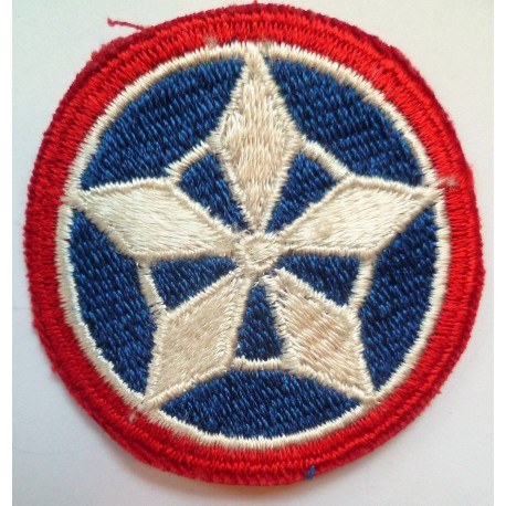 WWII US Army 5th Logistics Command Cloth Patch Badge