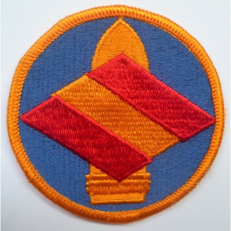 United States 142nd Field Artillery Brigade Cloth Patch Badge US