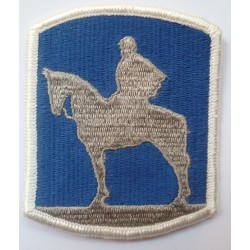 United States 116th Army Infantry Brigade Cloth Patch