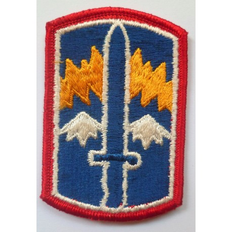 United States 171st Army Infantry Brigade Cloth Patch